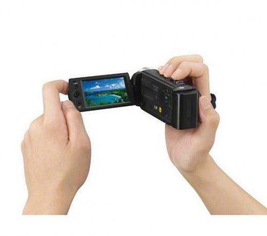 Filmadora Sony Standard Definition DCR-SX21 / LCD de 2.7
