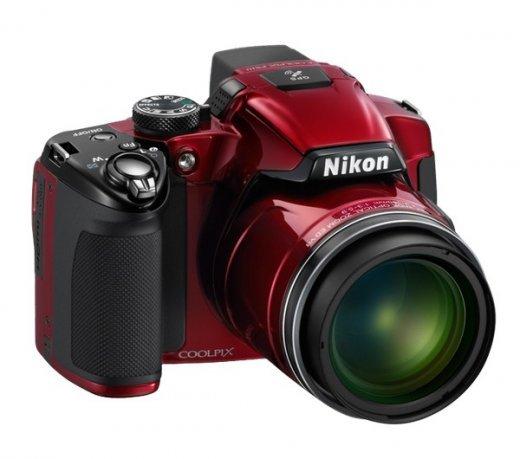 Câmeras Digitais Nikon P510 - Red - Compre Online