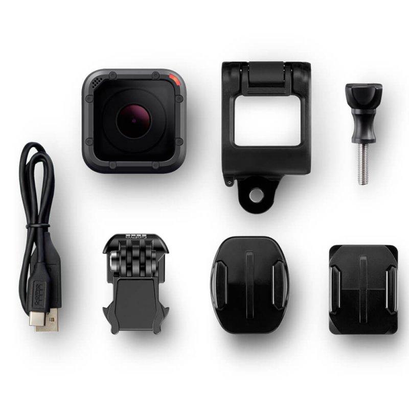 Câmera Digital GoPro Hero 5 Session 10MP com Gravações 4K e à prova d'água até 10m