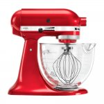 Batedeira KitchenAid Stand Mixer Pro Line 127V Candy Apple de 4,83L e 275W