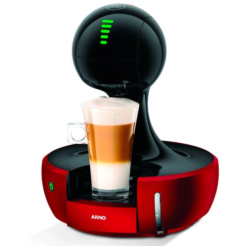 kaffeemaschine dolce gusto cafeteira expresso arno dolce gusto drop 110v vermelha. Black Bedroom Furniture Sets. Home Design Ideas