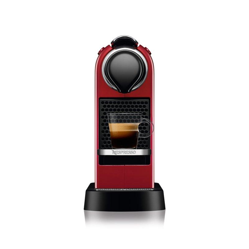 Máquina De Café Nespresso Citiz D113 Vermelho Cereja 127v