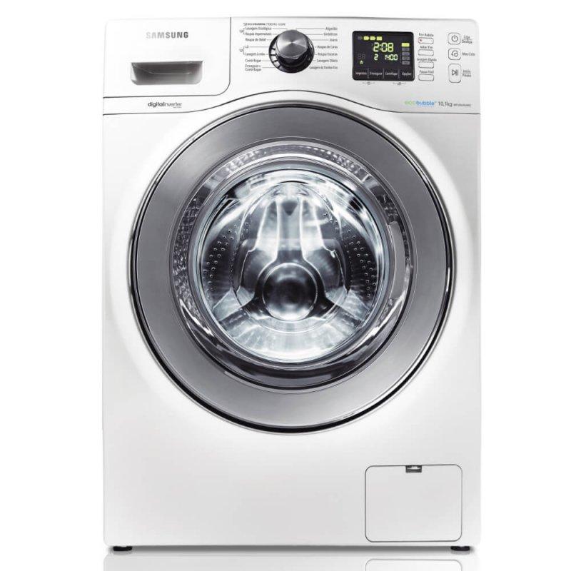 Lavadora Samsung Seine 127V Branca 10.1Kg