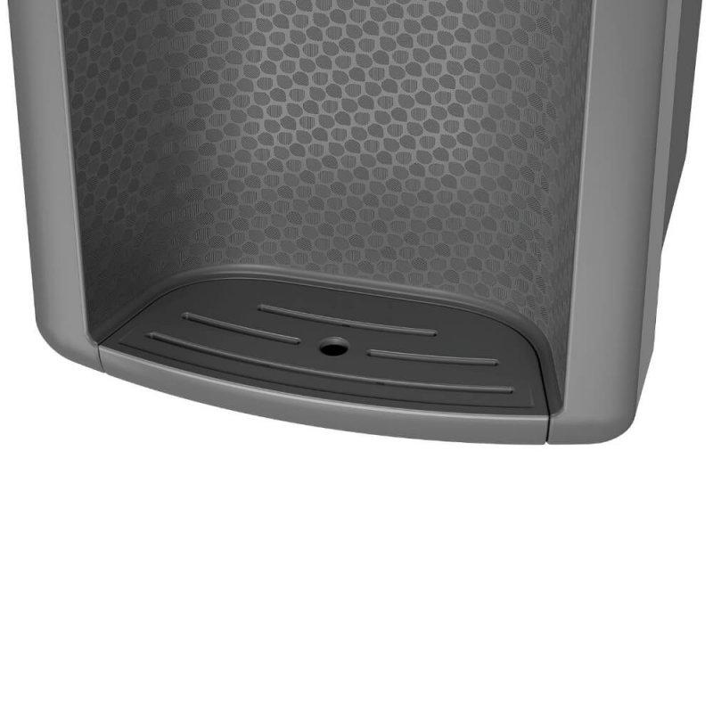 Purificador de Água Consul CPB34AF Cinza Bivolt 1,5 Litros com Refrigeração por Placa Eletrônica