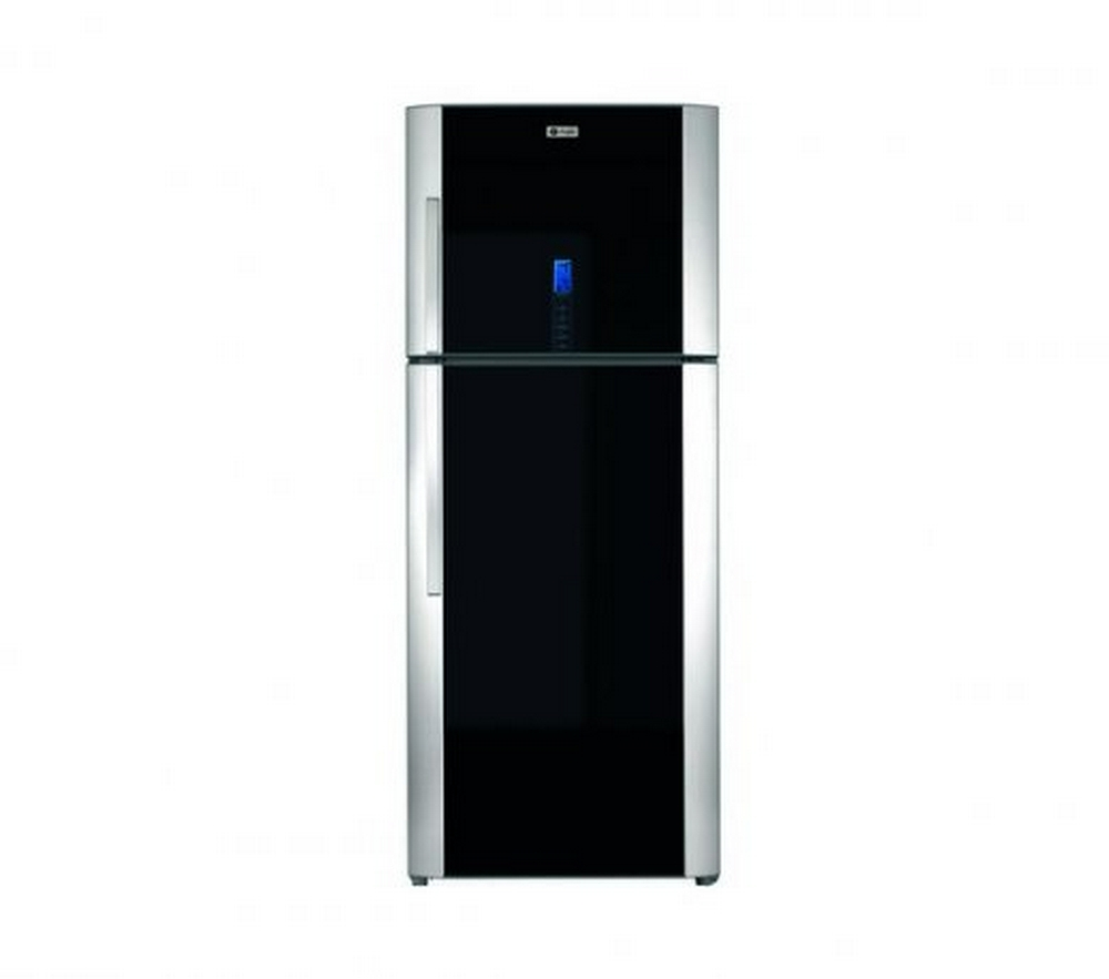 Refrigerador Glass Touch 1951 Frost Free / 505 Litros / Vidro Preto / 110V