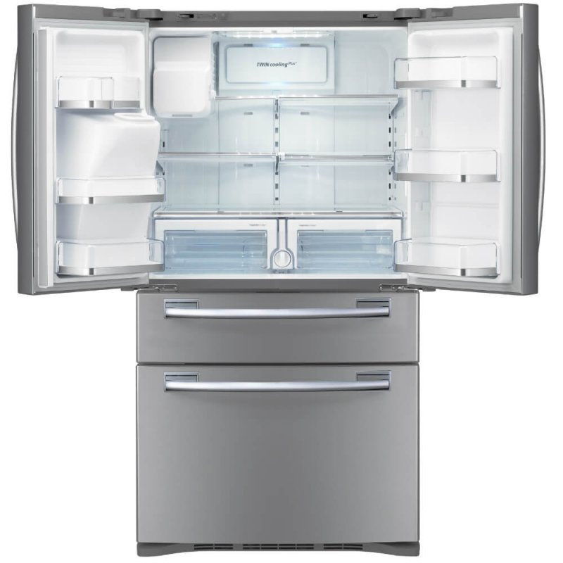refrigerador samsung french door 127v inox compra online girafa. Black Bedroom Furniture Sets. Home Design Ideas