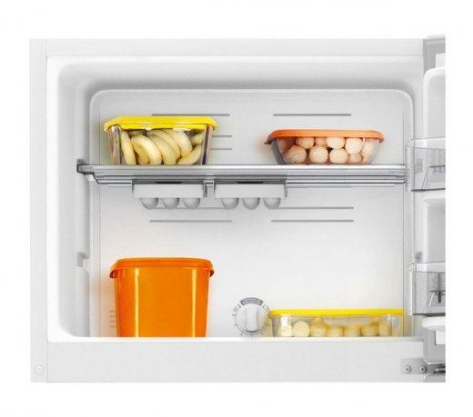 Refrigerador Duplex GE/ Frost Free 324 Litros / Branco /220V