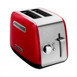 Torradeira Manual KitchenAid 127v Vermelha de 2 Fatias
