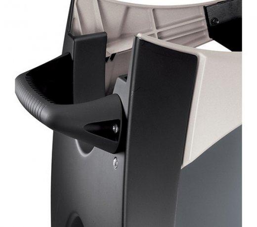 Carrinho Weber Q Stationary Para Weber Q220 Resistente ao Calor com Rodas Resistentes