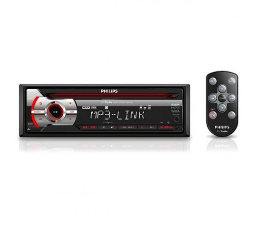 Player Philips Automotivo CEM1100X/78 / CD Player / Controle