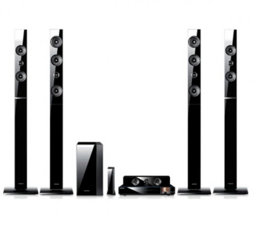 Hiperderl Smart Home Home Cinema Theater Multimedia Led: Home Theater Samsung HT-E6750W/ZD - Compre Online