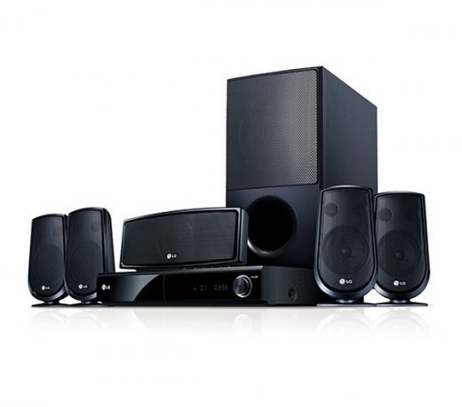 Home Theater O Cinema Na Sua Casa: Home Theater LG HT806ST - Compre Online