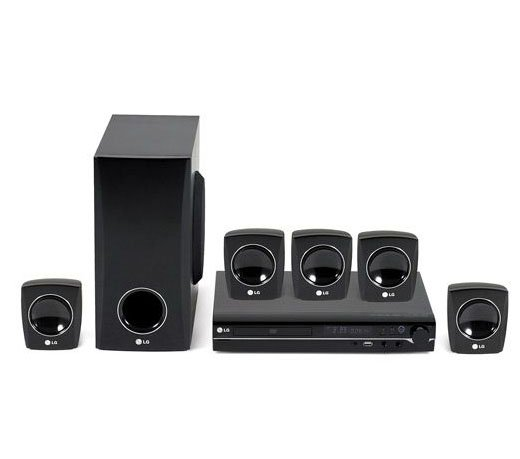 Home Theater O Cinema Na Sua Casa: Home Theater LG HT303SU - Compre Online