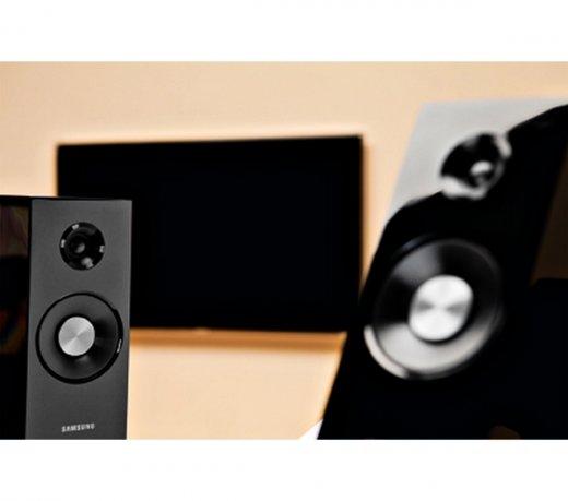Home Theater Samsung / Preto / Bivolt / Blu-Ray / 3D / HDMI / Karaokê