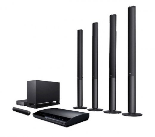 Sony Bdv E D Blu Ray Home Theater System Manual