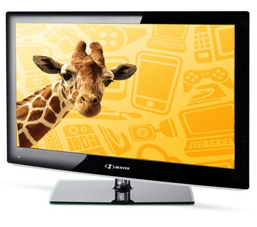 TV LED 40' FULL HD C/ CONVERSOR DIGITAL E ENTRADA USB H-BUSTER