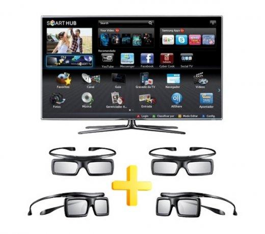 Samsung 60 3D Smart TV