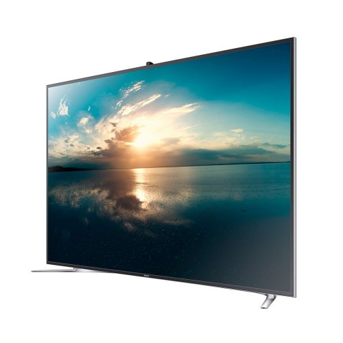 TV LED 3D Samsung 65 UN65F9000 4K / Smart tv / Wi-Fi / Quad Core / Controle por Voz e Movimento