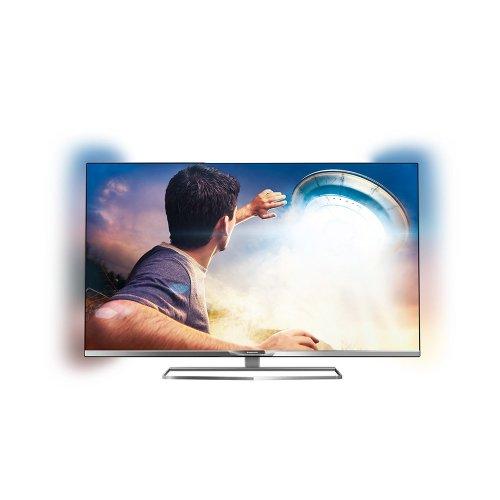 Pacote Promocional TV PHILIPS LED 3D 48 48PFG6309 FULL HD AMBILIGHT SMART TV REDES SOCIAIS WI FI HDMI