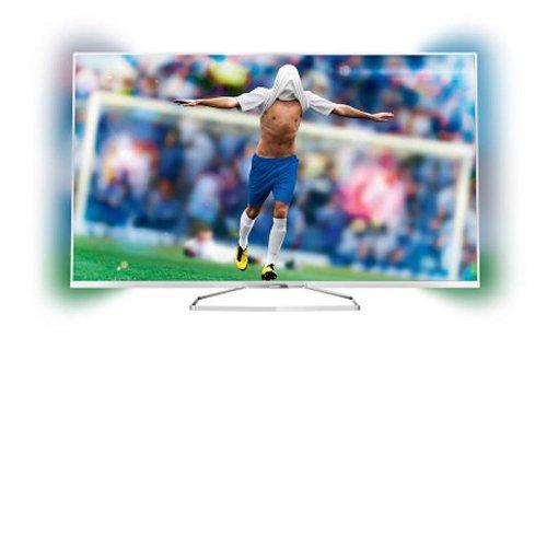 Pacote Promocional TV PHILIPS LED 3D 47 47PFG6519 FULL HD AMBILIGHT SMART TV REDES SOCIAIS WI FI HDMI