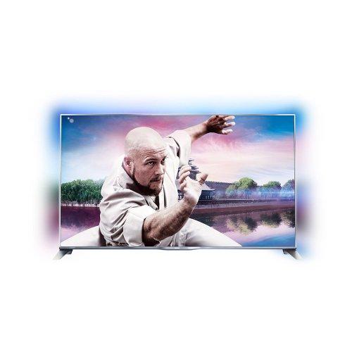 Pacote Promocional TV PHILIPS LED 3D 65 65PFG7459 FULL HD AMBILIGHT SMART TV REDES SOCIAIS WI FI HDMI