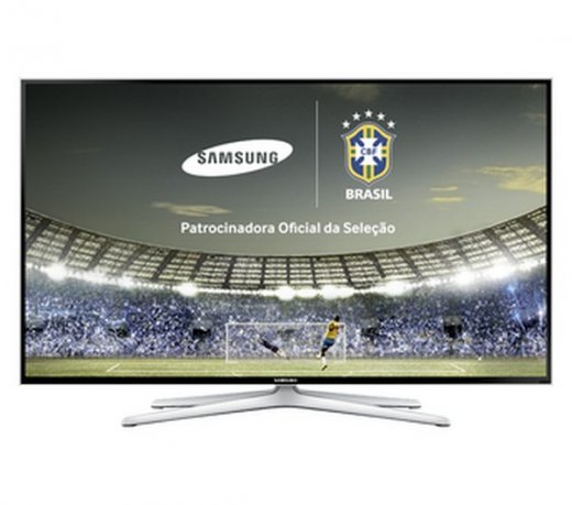 Pacote Promocional TV LED 3D SAMSUNG 65 UN65H6400AG FULL HD SMART TV FUNCAO FUTEBOL WI FI HDMI