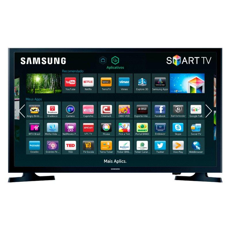 Smart TV LED Samsung 32 ´ ´ UN32J4300AGXZD HDMI 720p 120Hz Wi - Fi Preta Não informado Sim Não informado 32 polegadas Sim Sim Sim Sim Não Sim Energia Elétrica Sim Não Não informado Não informado Não informado Sim Não Sim Não informado 10W Sim Não inf