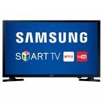 Smart TV Samsung LED HD Preta 32