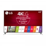 Smart TV LG Ultra HD 43