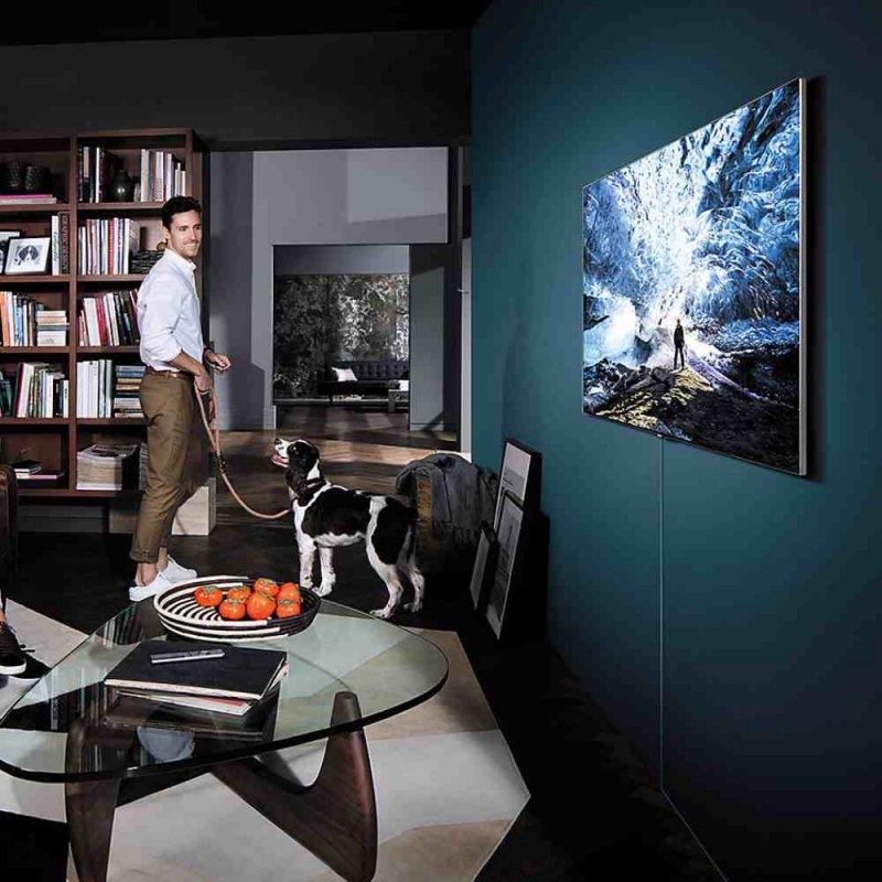 Smart TV QLED Samsung 55