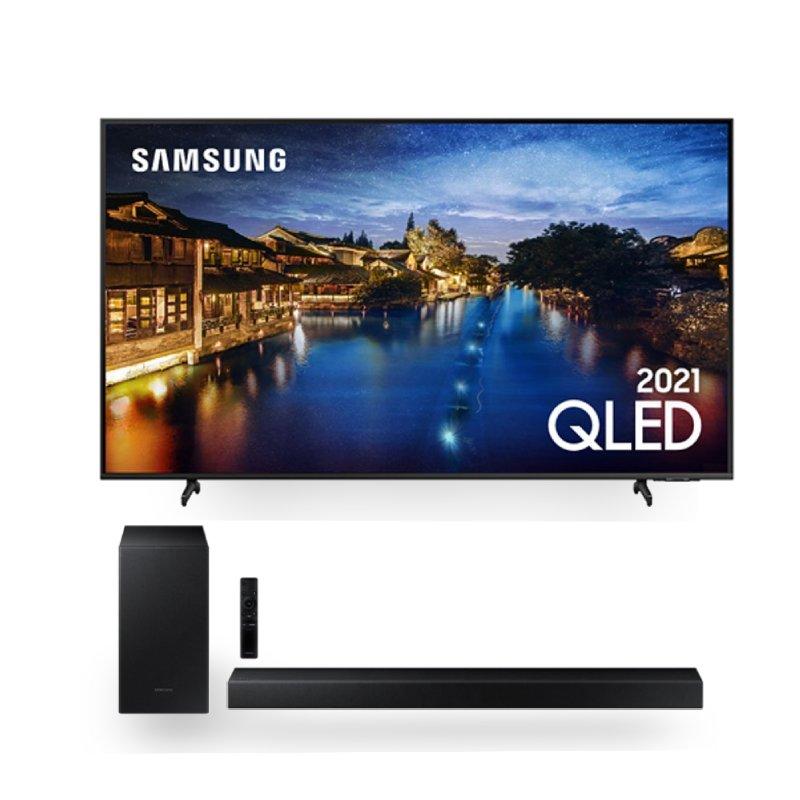Combo Samsung Smart Tv 55