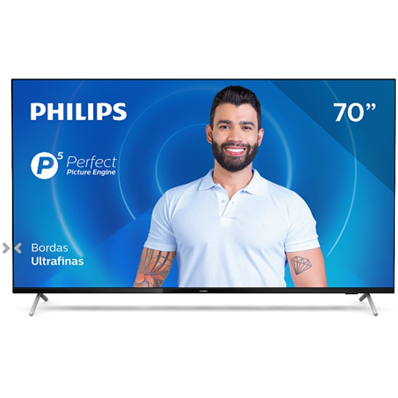 Smart Tv Philips 70