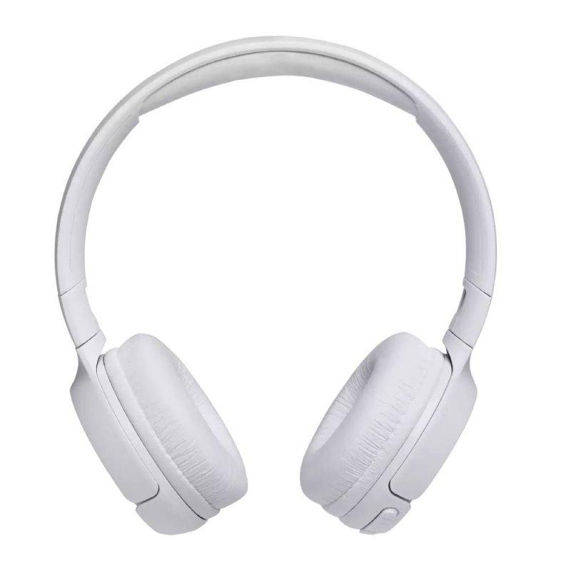 Headphone Jbl Tune 500bt Bluetooth Sem Fio Até 16 Horas Bateria Branc