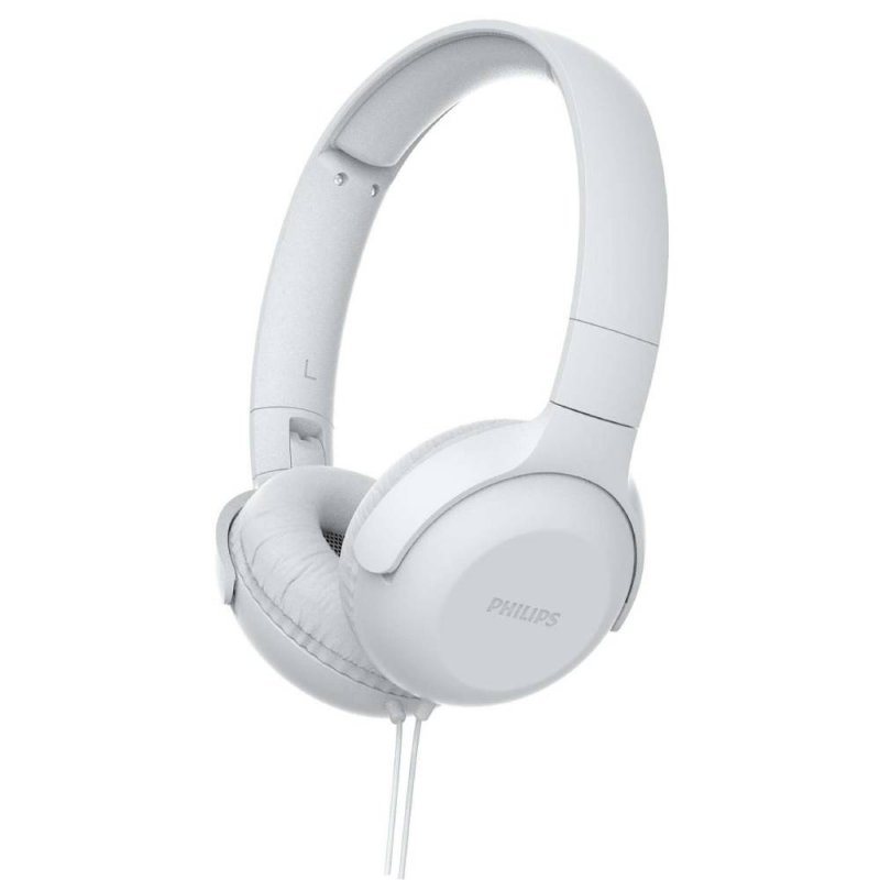Headphone Philips Com Microfone Tauh201wt/00 Branco