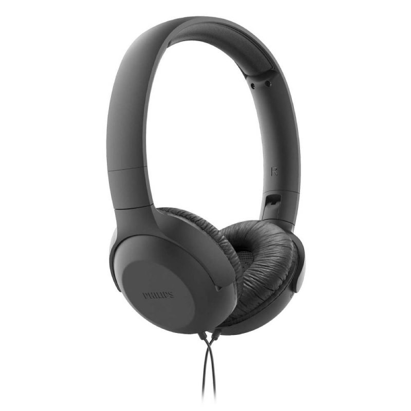 Headphone Philips Com Microfone Tauh201bk/00 Preto