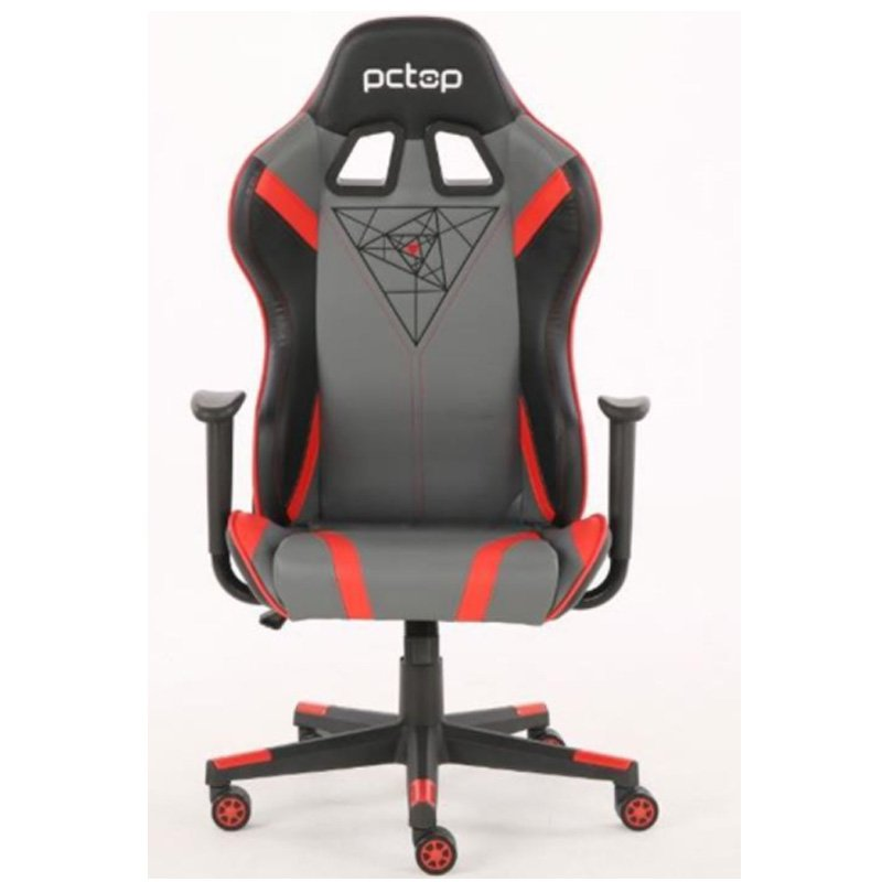 Cadeira Gamer Spider X-2577 Pctop Vermelha