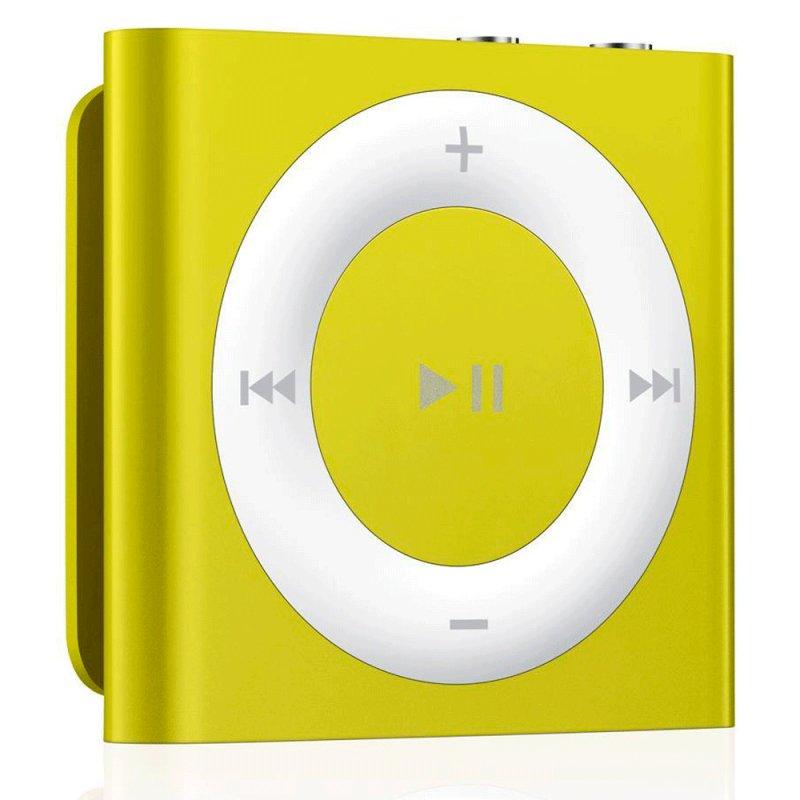 iPod Shuffle Apple MD774BZ / A 2GB Amarelo
