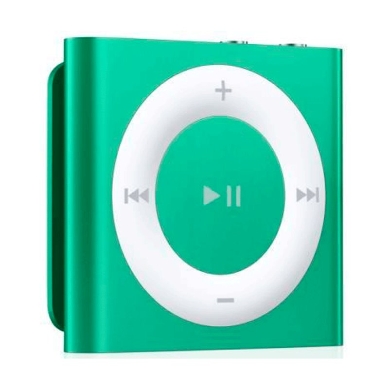 iPod Shuffle Apple MD776BZ / A 2GB Verde
