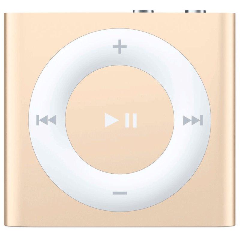 iPod Shuffle Apple MKM92BZ / A 2GB Voice Over Dourado
