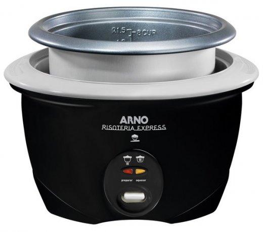 Risoteria Arno Express RAEX / 1,5 Litros / Preta / 220V