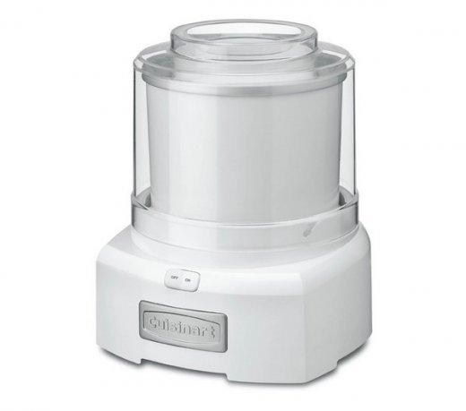 Máquina de Sorvete Elétrica ICE - 21 Cuisinart / 1,5 Litros / 50W / 220V