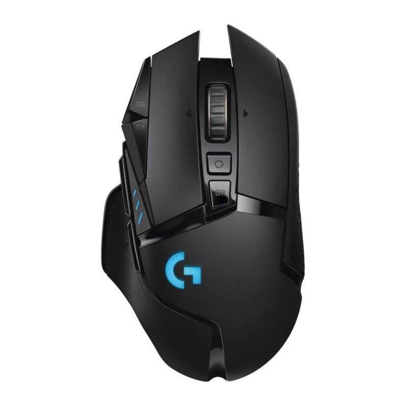 Mouse Sem Fio Para Jogos G502 Logitech Lightspeed