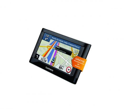 GPS Garmin Nuvi 42LM / Tela 4,3