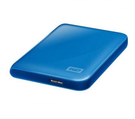 HD externo Western digital My Passport SE 1TB USB 3.0/Azul