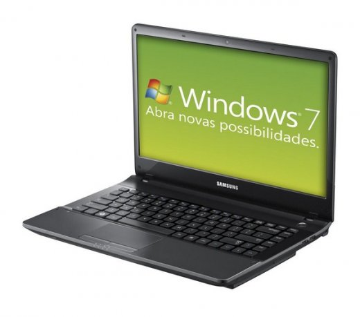 Notebook Samsung NP305E4A-BD2BR / Chumbo / AMD Dual Core / 2GB / 500GB / LED 14