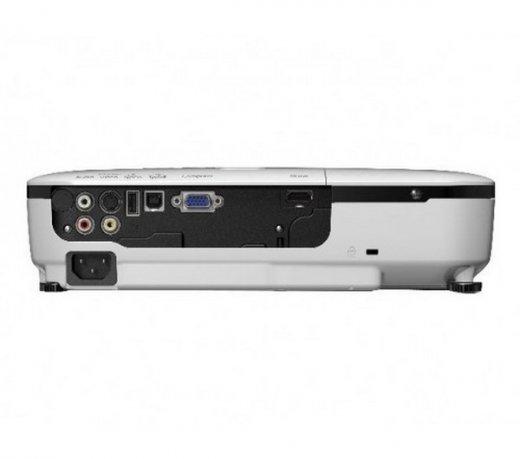 Projetor Multimídia Epson Powerlite X14 / 3.000 Lumens / Mesa e Teto / Branco / Bivolt