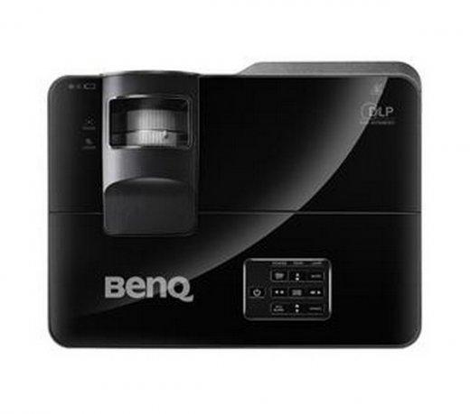 Projetor Digital Benq MS513 / Preto / Bivolt / 2700 Ansi Lumens / SVGA / Entrada HDMI / 3D