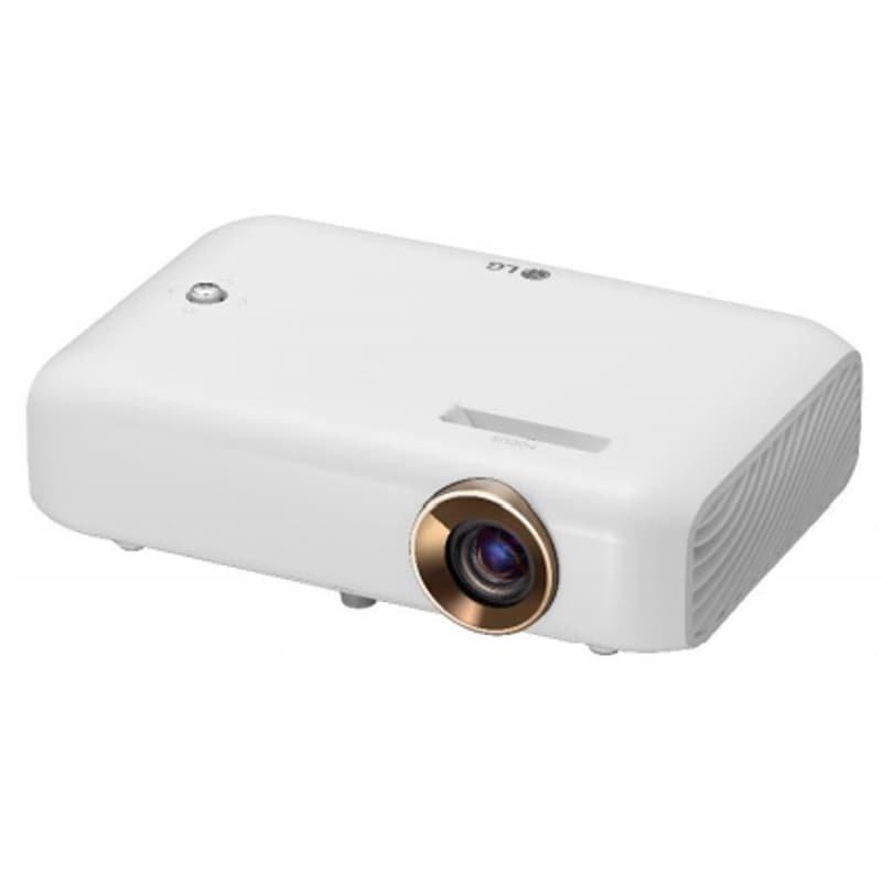 Projetor Lg Cinebeam Tv Ph510p 550 Lumens Hdmi Branco