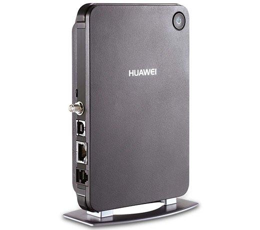 Roteador Huawei Sem Fio c/ Modem Integrado 3G Wi-Fi B933