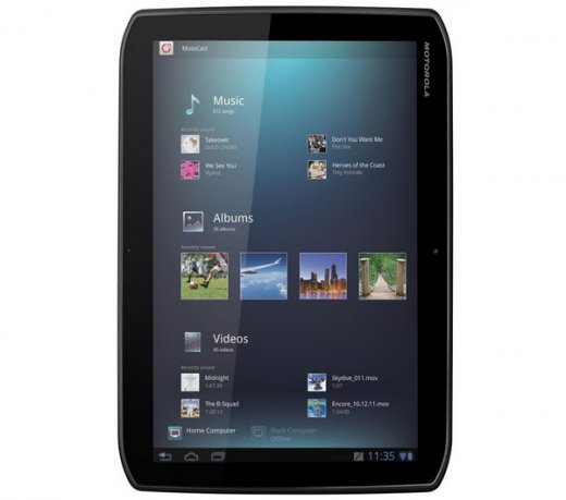Tablet Motorola Xoom 2 / Android 3.2 / 8.2